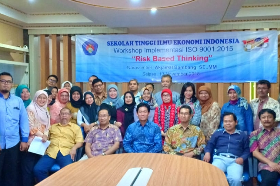Workshop Implementasi ISO 9001